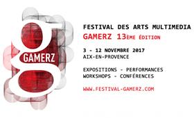 Festival GAMERZ 13 / 2017