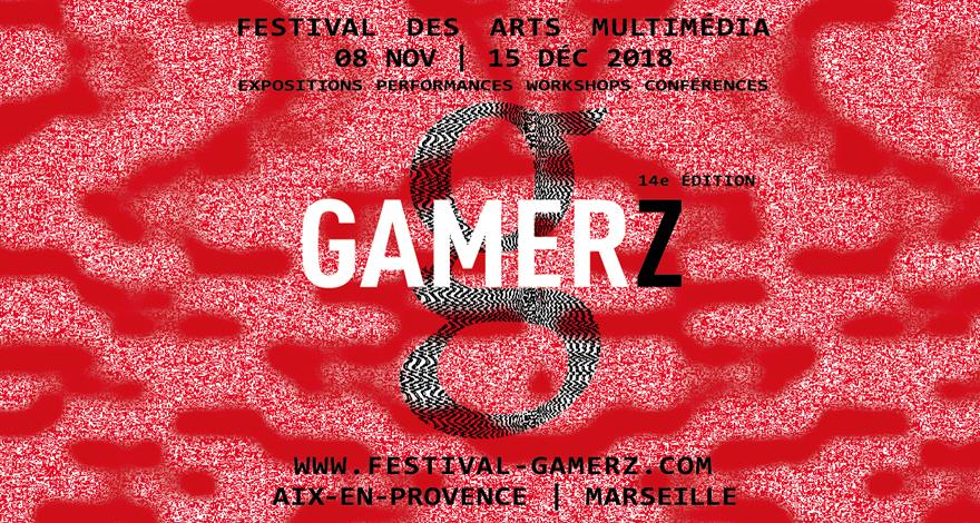 Festival GAMERZ 14 / 2018