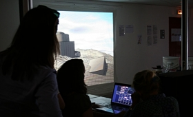 Workshop video mapping