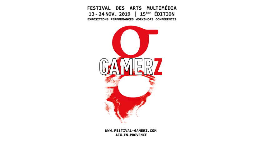 Festival GAMERZ 15 / 2019